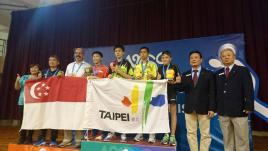 International Childrens Games - Taipei 2016
