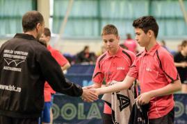 Junior II-es egyéni döntő 2017