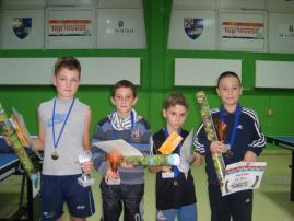 Megyei bajnokság - 2016